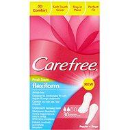 CAREFREE Flexiform Fresh 30 ks - Dámske vložky