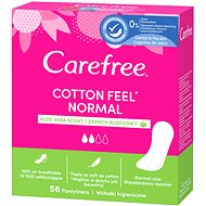 CAREFREE Cotton Aloe (S/M) 56 ks - Slipové vložky
