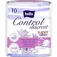 BELLA Control Discreet Super 10 ks - Dámske vložky
