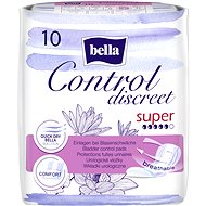 BELLA Control Discreet Super 10 ks - Inkontinenčné vložky
