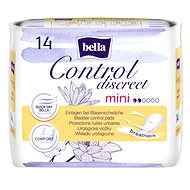 BELLA Control Discreet Mini 14 ks - Dámske vložky