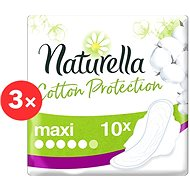 NATURELLA Cotton Protection Ultra Maxi 3× 10 ks