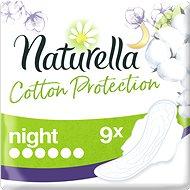 NATURELLA Cotton Protection Ultra Night 9 ks - Menštruačné vložky