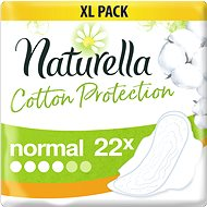 NATURELLA Cotton Protection Ultra Normal 22 ks - Menštruačné vložky