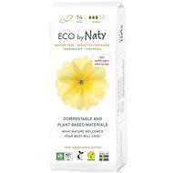 NATY Women's ECO Inserts - Normal 14 pcs - Sanitary Pads