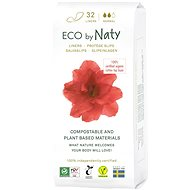 NATY Women's ECO Panty Liners - Normal 32 pcs - Panty Liners
