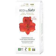 NATY Women's ECO Panty Liners - Super 28 pcs - Panty Liners