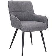 HAWAJ CL-18011 tmavo sivá - Konferenčná stolička