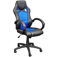 HAWAJ MX Racer modro/čierna - Kancelárske kreslo