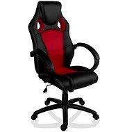 HAWAJ MX Racer červeno/čierne - Kancelárske kreslo