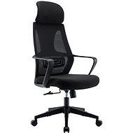 HAWAJ C9011A čierno-čierna - Kancelárska stolička