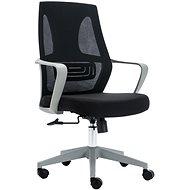 HAWAJ C9011B čierno-sivá - Kancelárska stolička