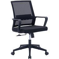 HAWAJ C9221B čierno-čierna - Kancelárska stolička