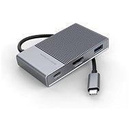 HyperDrive GEN2 6 v 1 USB-C hub - Replikátor portov