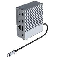 HyperDrive GEN2 12 v 1 USB-C hub - Replikátor portov