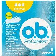 O.B. ProComfort Normal Tampons  8 ks - Tampóny