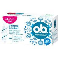 O.B. ProComfort Mini Tampons 32 Pcs - Tampons