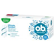 O.B. ProComfort Super Plus Tampons 32 ks - Tampóny