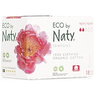 NATY ECO Normal 18 ks - Tampóny
