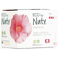 NATY ECO Super 18 ks - Tampóny