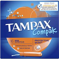 TAMPAX Compak Super Plus 16 pcs - Tampons