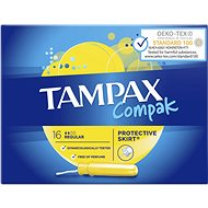 TAMPAX Compak Regular 16 pcs - Tampons