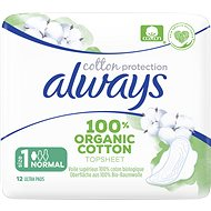 ALWAYS Cotton Protection Ultra Normal 12 pcs - Sanitary Pads