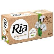 RIA Tampons Organic Normal 16 ks - Tampóny