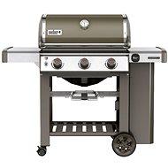 Weber Genesis II E-310 GBS plynový gril, Smoke Grey