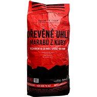 Drevené uhlie Marabú 15 kg - Grilovacie uhlie