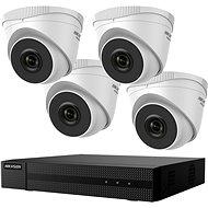 HikVision HiWatch HWK-N4142TH-MH, KIT, 2MP, rekordér + 4 kamery, 4ch, 1 TB HDD - Kamerový systém
