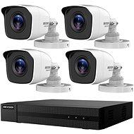 HikVision HiWatch HWK-T4142BH-MP, KIT, 2MP, rekordér + 4 kamery, 4ch, 1 TB HDD - Kamerový systém