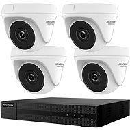 HikVision HiWatch HWK-T4142TH-MH, KIT, 2MP, rekordér + 4 kamery, 4ch, 1 TB HDD - Kamerový systém