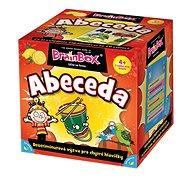 Vedomostná hra Brainbox – abeceda - Vědomostní hra