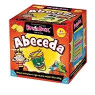 Vedomostná hra Brainbox – abeceda SK