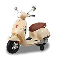 Jamara Ride-on Vespa GTS 125 beige 12 V