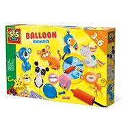 SES Výroba zvířátek z balonků s hustilkou