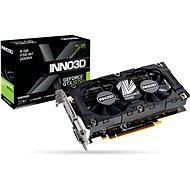 Inno3D GeForce GTX 1070 Ti X2 V2 - Grafická karta
