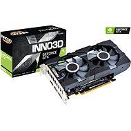 Inno3D GeForce GTX 1650 GDDR6 TWIN X2 OC - Grafická karta