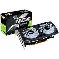 Inno3D GeForce GTX 1660 Twin X2 OC RGB - Grafická karta