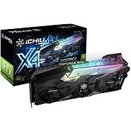 Inno3D GeForce RTX 3080 iCHILL X4 LHR - Grafická karta