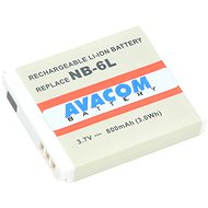 AVACOM za Canon NB-6L Li-ion 3,7 V, 800 mAh - Batéria do notebooku
