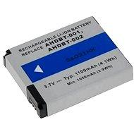 AVACOM za GoPro AHDBT-001, AHDBT-002 Li-ion 3,7 V, 1 100 mAh, 4,1 Wh - Náhradná batéria