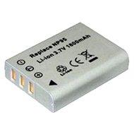 AVACOM za Fujifilm NP-95 Li-ion 3,7 V, 1 700 mAh, 6,3 Wh, verzia 2010 - Batéria do fotoaparátu