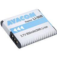 AVACOM za Olympus LI-50B Li-ion 3,7 V 800 mAh - Náhradná batéria