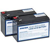 Avacom bateriový kit pre renováciu RBC22 (2 ks batérií) - Batéria do notebooku