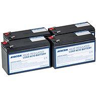 Avacom bateriový kit na renováciu RBC31 (4ks batérií) - Náhradná batéria