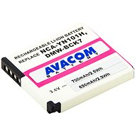 AVACOM za Panasonic DMW-BCK7 Li-Ion 3,6 V 700 mAh 2,6 Wh - Batéria do fotoaparátu
