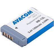 AVACOM za Canon NB-13L Li-Ion 3,6 V 1250 mAh 4,5 Wh AVA - Batéria do fotoaparátu