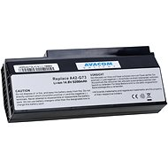 AVACOM pre Asus G53, G73 series A42-G53 Li-Ion 14,8 V 5200 mAh/77 Wh - Batéria do notebooku